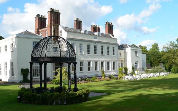 Luxury Spa Day with Afternoon Tea for Two at Haughton Hall Hotel and Leisure Club Dreamdays Experience 3