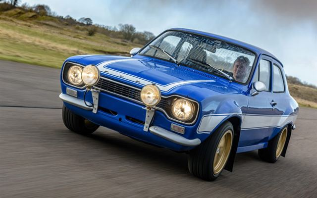 Mk1 Escort RS Thrill Dreamdays Experience 1