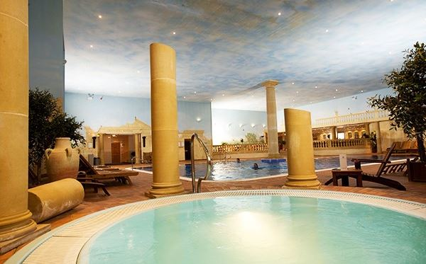 One Night Spa Break with Treatment and Dinner for Two at Whittlebury Hall Dreamdays Experience 1
