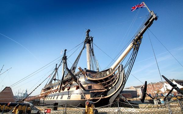 Portsmouth Historic Dockyard Annual Pass for Two Dreamdays Experience 3