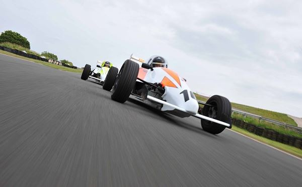 Racing Car Experience - Midweek or Weekend Dreamdays Experience 1