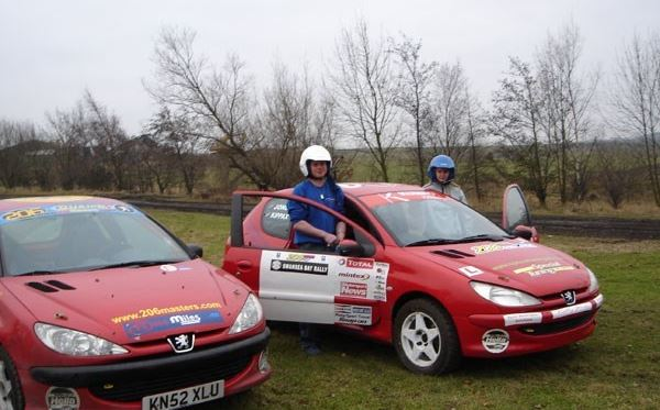 Rally Gold Experience at Prestwold Hall Dreamdays Experience 3