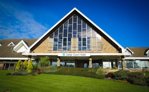 Spa Day for Two with Afternoon Tea at Cedar Court Hotel Huddersfield Dreamdays Experience 3