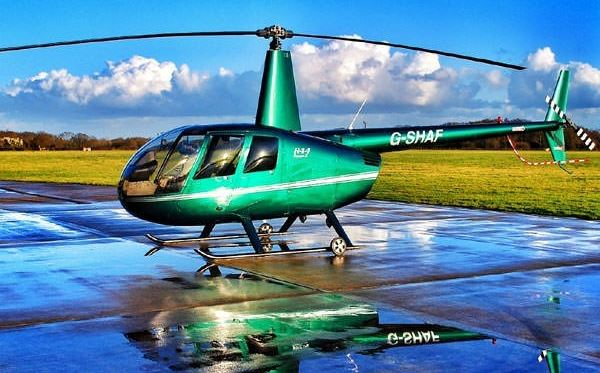 Spectacular Silverstone Helicopter Flying Lesson Dreamdays Experience 2
