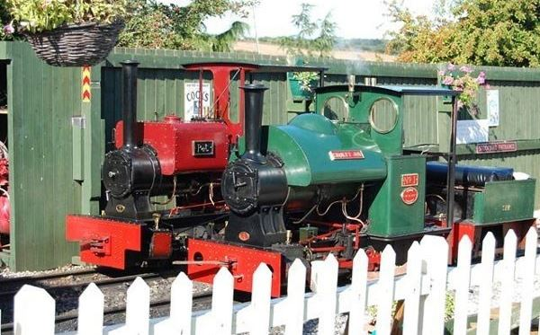 Steam Train Driving Taster Experience in Nottinghamshire Dreamdays Experience 2