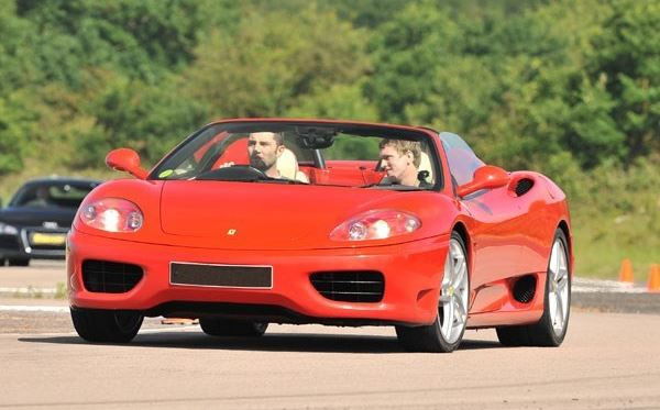 Supercar Driving Thrill for Two Dreamdays Experience 1