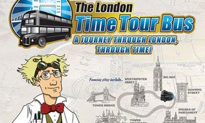 The London Time Tour Bus and Guide Book for Two Dreamdays Experience 1