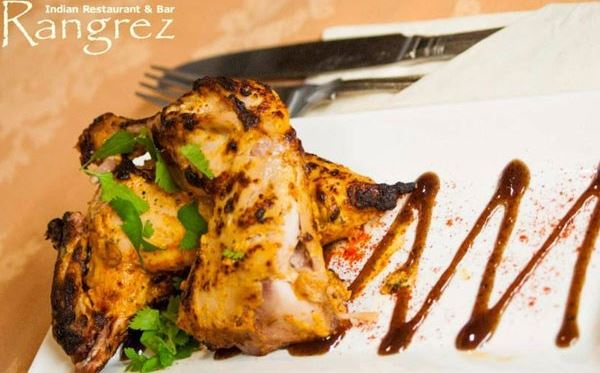 Three Course Indian Meal with a Glass of Wine for Two at Rangrez Dreamdays Experience 1