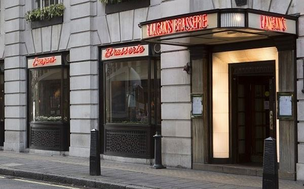 Three Courses with Champagne and Coffee at Langans Brasserie in Mayfair Dreamdays Experience 2
