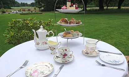 Traditional Afternoon Tea for Two at Esseborne Manor Hotel Dreamdays Experience 1