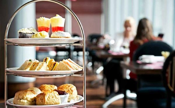 Traditional Afternoon Tea for Two at the Hilton London Islington Dreamdays Experience 2