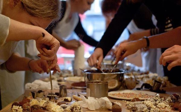Truffle Making Workshop for Two Dreamdays Experience 2