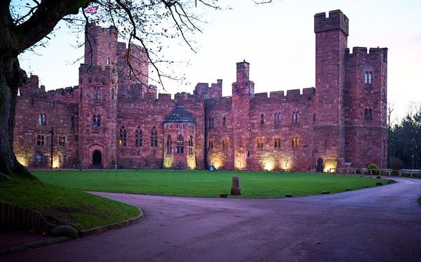 Two Night Boutique Break for Two at Peckforton Castle Dreamdays Experience 1