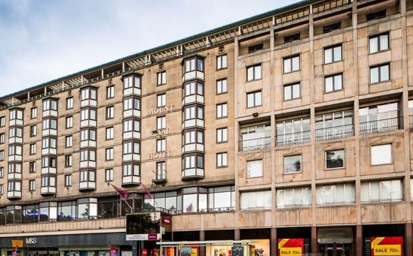 Two Night Hotel Break at the Mercure Edinburgh Princes Street Dreamdays Experience 2