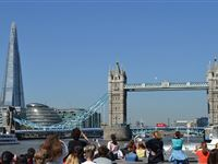 2 for 1 Thames Sightseeing Cruise River Red Rover Pass Experience Day