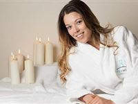 25 Minute Treatment and Lunch for Two at Bournemouth West Cliff Hotel  Spa