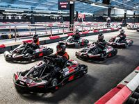 50 Lap Karting Race for Two - Half Price Special Offer