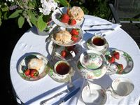 Afternoon Tea and Tastings of Sedlescombe Vineyard for Two Experience Day