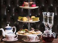 Afternoon Tea for Two at MAP Maison with a Glass of Fizz or a Cocktail
