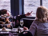 Cream Tea on the Thames with Bucks Fizz for Two