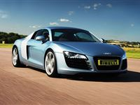 Audi Driving Thrill at Thruxton Motorsport Centre