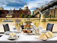 Bateaux London Afternoon Tea Cruise on The Thames for Two Experience Day