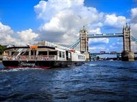 Bateaux Thames Lunch Cruise for Two
