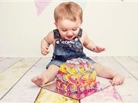 Cake Smash Photoshoot - Special Offer Experience Day