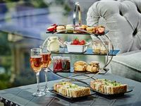Champagne Afternoon Tea for Two at Marco Pierre White Restaurant Birmingham Experience Day