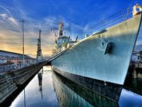 Chatham Historic Dockyard Annual Pass for Two