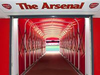 Child Tour of Emirates Stadium