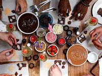 Cocktail and Chocolate Making Class