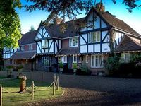 Country House Retreat for Two at Little Silver Country Hotel Kent