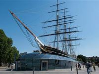Cutty Sark and Three Course Meal at Bills Restaurant