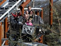 Drayton Manor Park Tickets for Two Adults and Two Children Experience Day