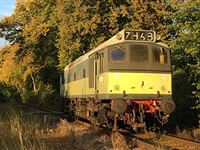 Drive a Heritage Diesel Train