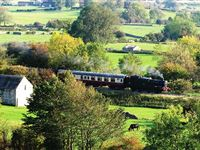 Family Heritage Train Ride at Wensleydale Railway