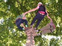 Family High Ropes Experience