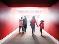 Family Tour of Liverpool FC Stadium with Museum Entry