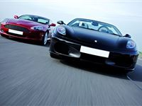 Ferrari and Aston Martin Driving Thrill Experience Day