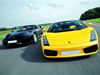 Ferrari and Lamborghini Driving Blast Experience Day