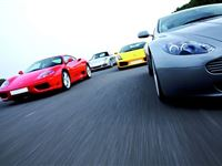 Five Supercar Driving Thrill Experience Day
