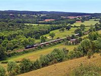 Golden Age of Travel on Belmond British Pullman for Two