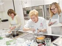 Half Day Cooking Class with The Smart School Of Cookery Special Offer Experience Day