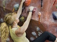 Indoor Rock Climbing for Two