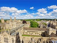 Inspector Morse Lewis and Endeavour Tour of Oxford for Two