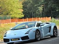 Lamborghini Gallardo Junior Drive Experience Day