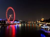London Eye  Lunch Cruise for Two