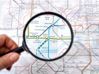 London Underground Treasure Hunt for Two