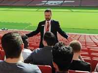 Match Day Family Tour of Emirates Stadium